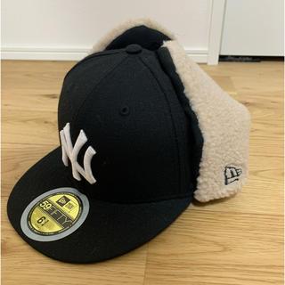 ニューエラー(NEW ERA)の【キッズ】新品未使用 ニューエラ ドッグイヤー キャップ 6 3/4(帽子)