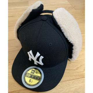 ニューエラー(NEW ERA)の【キッズ】新品未使用 ニューエラ ドッグイヤー 6 1/2(帽子)