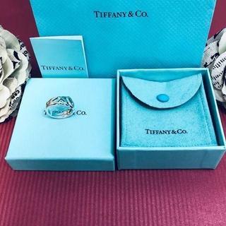 ティファニー(Tiffany & Co.)の☆新品☆未使用☆ティファニー パロマピカソトリプルラビングハートリング13号(リング(指輪))