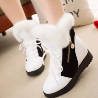 モコモコ ブーツ(ブーツ)