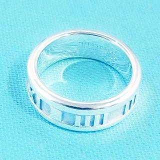 ティファニー(Tiffany & Co.)の☆新品☆未使用☆ティファニー アトラスリング 9号(リング(指輪))