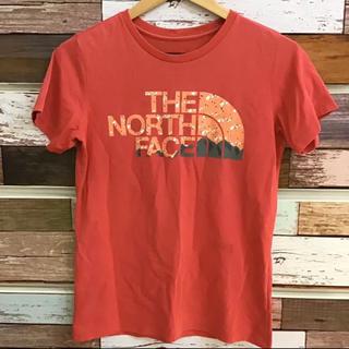 THE NORTH FACE - ノースフェイス Tシャツ Mサイズ 赤