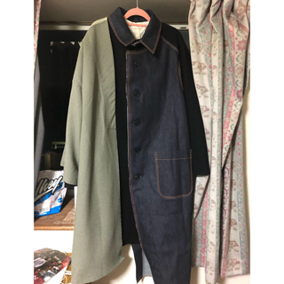 SUNSEA - KHOKI Fall Coat サイズ2