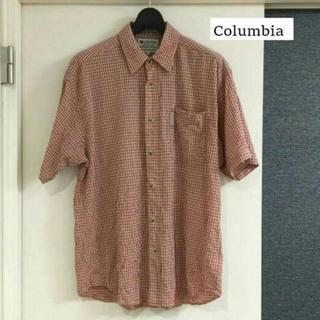 コロンビア(Columbia)のコロンビア シャツ 半袖(Tシャツ/カットソー(半袖/袖なし))