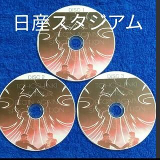 トウホウシンキ(東方神起)の東方神起✨Begin Again 日産スタジアム☔DVD3枚組(ミュージック)