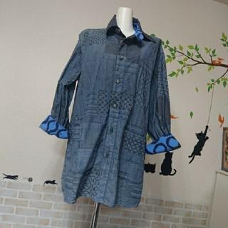 Vivienne Westwood - ヴィヴィアン ウエストウッド マン M 未使用 本物 スクイグル シャツ 羽織