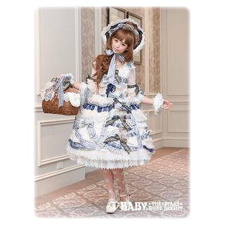 BABY,THE STARS SHINE BRIGHT - Baby Voyage dans le temps 〜ドレスセット 2014初版