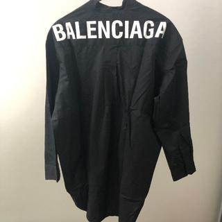 Balenciaga - BALENCIAGA  バレンシアガ 男女兼用長シャツ