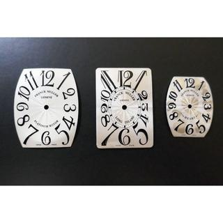 フランクミュラー(FRANCK MULLER)の美品◆FRANCK MULLER◆希少純正文字盤 3種類◆No,16(腕時計(アナログ))