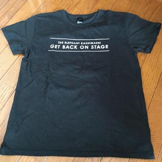 エレファントカシマシ GET BACK ON STAGE Tシャツ Mサイズ