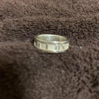 ティファニー(Tiffany & Co.)のアトラスリング(リング(指輪))