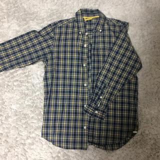 ギャップ(GAP)のgap 黄色チェックシャツ(Tシャツ/カットソー)