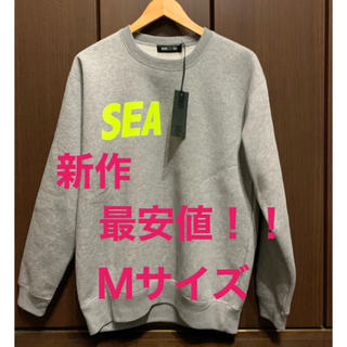 Ron Herman - 新作!完売品!最安値!wind and sea スウェット