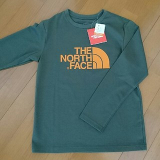 ザノースフェイス(THE NORTH FACE)の《新品》ノースフェイス TNF LOGO TEE NT 150(Tシャツ/カットソー)