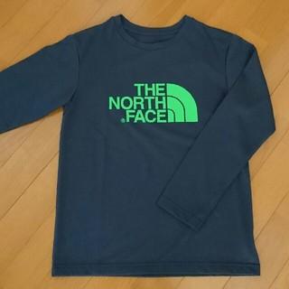 ザノースフェイス(THE NORTH FACE)の《新品》ノースフェイス TNF LOGO TEE UN 150(Tシャツ/カットソー)