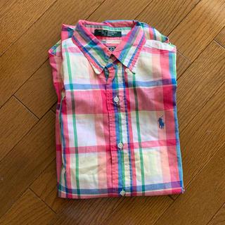 ポロラルフローレン(POLO RALPH LAUREN)のポロラルフローレンのシャツ(シャツ/ブラウス(長袖/七分))