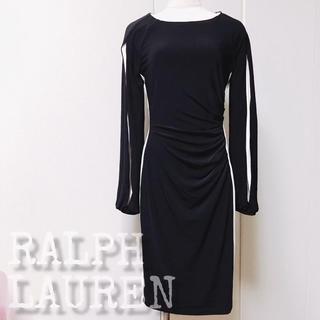 Ralph Lauren - ラルフローレン オープンスリーブワンピ 2