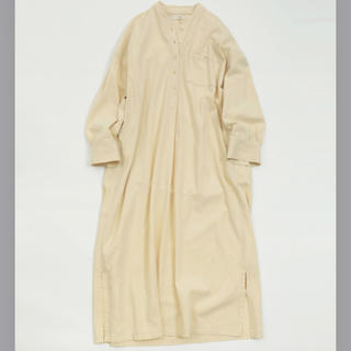 TODAYFUL - cotton twill shirt dress 38♡
