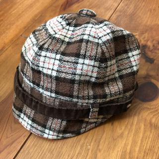 ミキハウス(mikihouse)のミキハウス かわいい キャスケット(帽子)