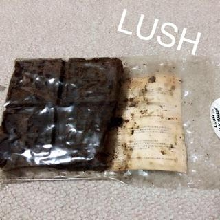 ラッシュ(LUSH)のLUSH  カカ・マロン🌰(カラーリング剤)