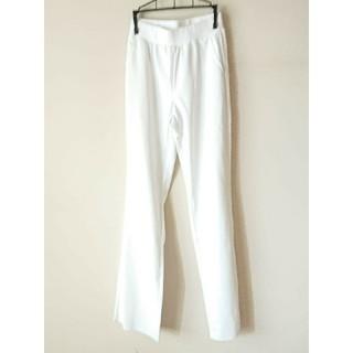 ナガイレーベン(NAGAILEBEN)の新品 ウエストリブ編み 白衣 レディース パンツ  Mサイズ(その他)