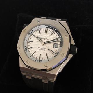 オーデマピゲ(AUDEMARS PIGUET)のオーデマピゲ ロイヤルオーク オフショア ダイバー 15710ST 42mm(腕時計(アナログ))