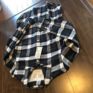 ムジルシリョウヒン(MUJI (無印良品))の無印 チェックシャツ( ˘ω˘ )♡(シャツ/ブラウス(長袖/七分))