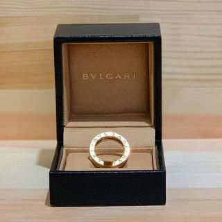 ブルガリ(BVLGARI)のBVLGARI   B.zero1   ビーゼロワン 18金 YG(リング(指輪))
