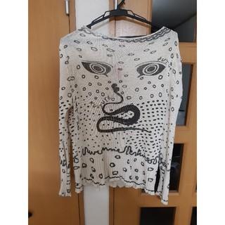 ヴィヴィアンウエストウッド(Vivienne Westwood)のVivienne Westwood 梟柄セーター(ニット/セーター)