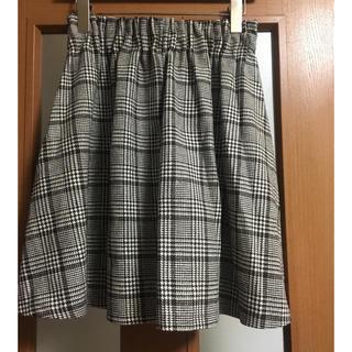レトロガール(RETRO GIRL)のツイード生地ミニスカート(ミニスカート)