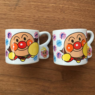 アンパンマン - アンパンマン マグカップ 2個セット
