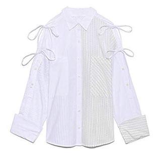 snidel - ストライプシャツ
