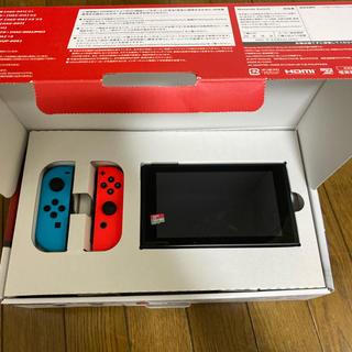 Nintendo Switch - sdカード ケース付き Switch