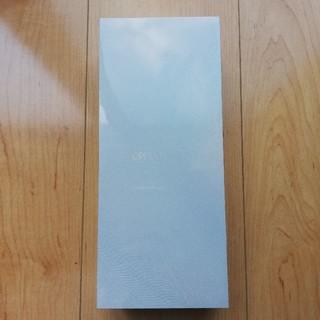 ANDROID - OPPO Reno A 128GB ブラック 楽天モバイル