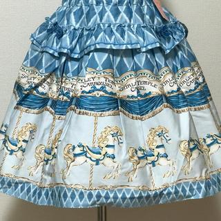 シャーリーテンプル(Shirley Temple)のクーポン利用可能 新品シャーリーテンプル カルーセルスカート(スカート)