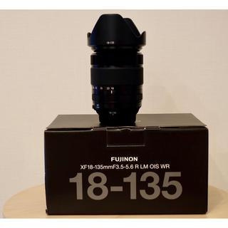 富士フイルム - 富士フィルム XF18-135mm F3.5-5.6 保証書期間内
