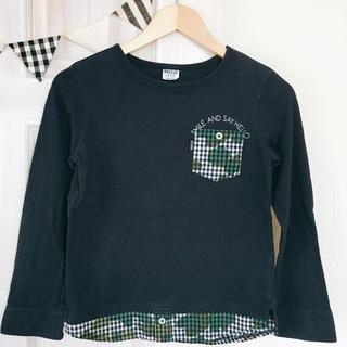 BREEZE - 150cm 長袖Tシャツ