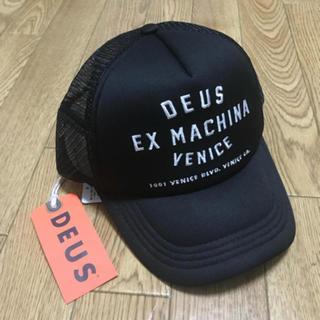 Deus ex Machina - 新品未使用 DEUS EX MACHINA(デウス エクス マキナ) キャップ