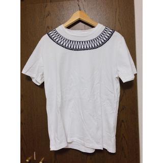coen - 刺繍Tシャツ