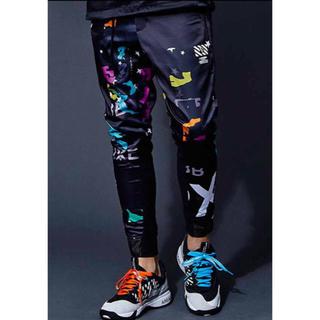 AKM - 新品 ★ AKMBB luxe163 CandyCamo パンツ メンズ