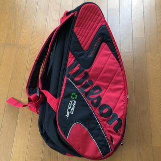 wilson - ウイルソンラケットバッグ