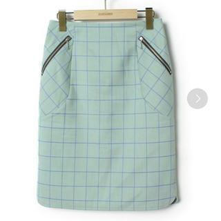 REDYAZEL - チェックタイトスカート
