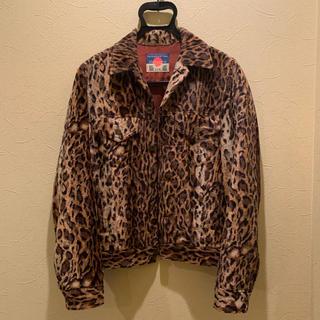 UNDERCOVER - blackmeans Leopard jacket