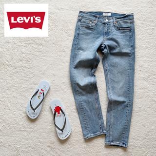 Levi's - 【Levi's】リーバイス 711 スキニー テーパード ジーンズ/デニム