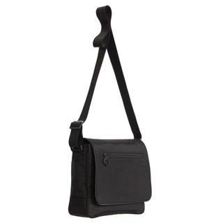 シュプリーム(Supreme)のSupreme LACOSTE small Messenger Bag 黒 新品(メッセンジャーバッグ)