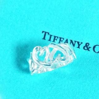 ティファニー(Tiffany & Co.)の☆新品☆未使用☆ティファニー パロマピカソトリプルラビングハートリング7号(リング(指輪))