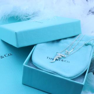 Tiffany & Co. - ☆新品☆未使用☆ ティファニー スクリブルネックレス