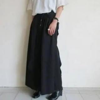 Yohji Yamamoto - sulvam 17aw Layered skirt PT