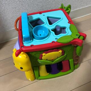 フィッシャープライス(Fisher-Price)のフィッシャープライス バイリンガル・ラーニングボックス DNY97(知育玩具)