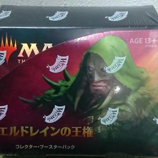 マジック:ザ・ギャザリング - エルドレインの王権 日本語版 1BOX mtg